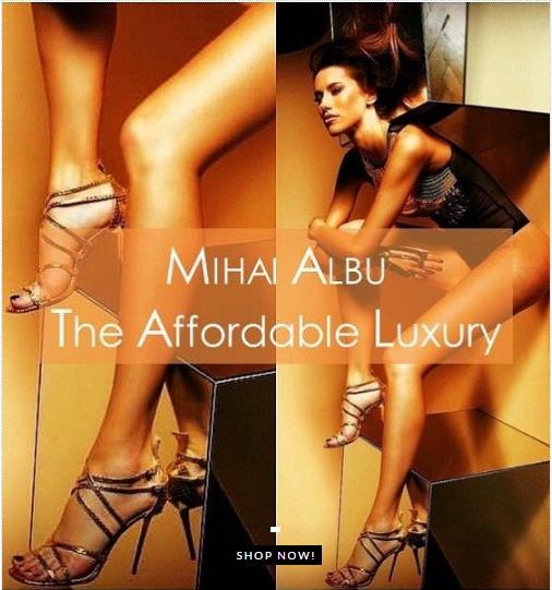 Confort la înălţime  – ghid de bună purtare a pantofilor cu toc, de MIHAI ALBU