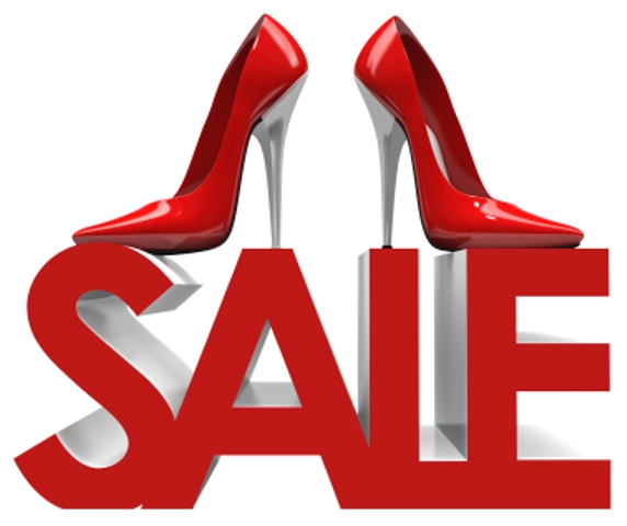 Smart shopping- Shoes on sale!!!