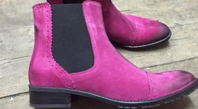 Sfaturi pentru curatarea pantofilor din piele intoarsa