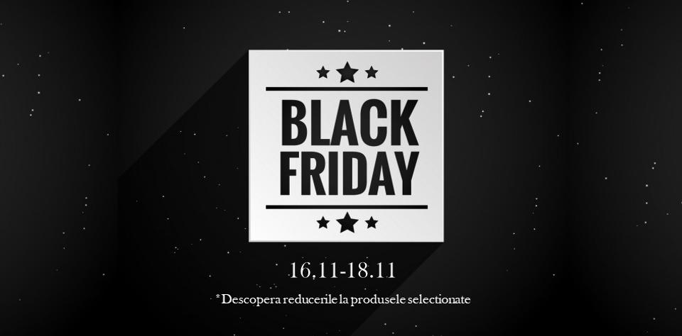 Black Friday 2018: cumpara inteligent produsele preferate